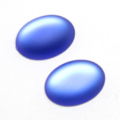 Кабошоны Lunasoft Oval Blueberry
