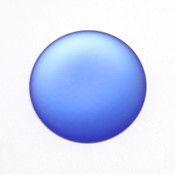 Кабошоны Lunasoft Round Blueberry
