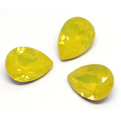 Fancy Stone Swarovski (Капли Сваровски) 4320 Капли Swarovski Yellow Opal