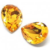 Fancy Stone Swarovski (Капли Сваровски) 4320 Fancy Stone капли Sunflower