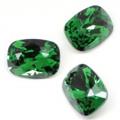 Round Stones Swarovski (Ювелирные кристаллы Сваровски) Cushion Swarovski Dark Moss Green
