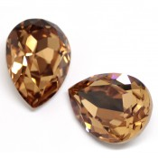 Fancy Stone Swarovski (Капли Сваровски) 4320 Fancy Stone Капли Light Colorado Topaz